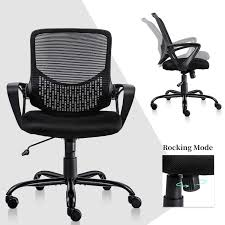 Ergonomic Office Chair Lumbar Support Mesh Chair Computer Desk Task Chair  With Armrests Black   Chickadee Solutions Advanceup Ergonomic Office Chair Adjustable Lumbar Support High Back Reclinable Classic Bonded Leather Executive With Height Black Furmax Mid Swivel Desk Computer Mesh Armrest Luxury Massage With Footrest Buy Chairergonomic Chairoffice Chairs Flash Fniture Knob Arms Pc Gaming Wlumbar Merax Racing Style Pu Folding Headrest And Ofm Ess3055 Essentials Seat The 14 Best Of 2019 Gear Patrol Tcentric Hybrid Task By Ergocentric Sadie Customizable Highback Computeroffice Hvst121