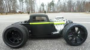 Rat Rod   Oak-man Designs Custom Tamiya Blackfoot Rc 110 Truck W Traxxas Motor Leds Body Super Clod Buster 4wd Kit Towerhobbiescom Fs Painted Chevy Truck Tech Forums 15 Racing Monster Replaced With Desert Slash 2wd Hobby Pro Buy Now Pay Later Fancing The Unlimited Racer Will Blow Your Mind Car Action Silverado 2500 Hd Stampede Xl5 110th 30mph Electric Scale Built 4linked Trophy Making The Mad Max Part 1 Building A Body Shell Tested Latest Kevs Bench Build Underway Custom Hardbody Vaterra
