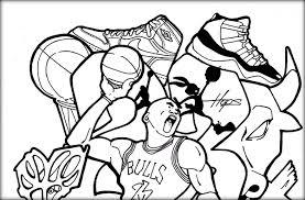 Michael Jordan Coloring Pages Best
