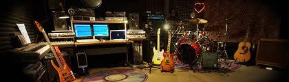 1280x367 Music Studio Wallpaper