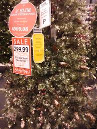 Flocked Artificial Pre Lit Christmas Trees by Hobby Lobby Artificial Christmas Trees Christmas Decor Ideas