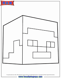 Minecraft Coloring Pages Steve Elegant 21 Best Images On Pinterest