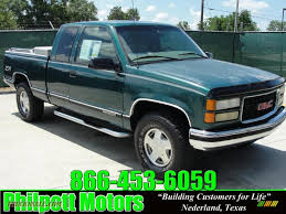 1997 GMC Sierra 1500 SLT Extended Cab 4x4 In Laguna Green Metallic ... 1997 Gmc 3500 Dump Truck With Plow For Auction Municibid Sierra 1500 Photos Informations Articles Bestcarmagcom Pin By Blake Finch On Old Truck New Rims Pinterest Chevrolet Sonoma Specs And Strongauto Pickup Item Da3318 Sold Marc 2500 Questions Are The Tail Dash Lights Controlled Gmc W 75 Fisher Minute Daily Driver Sale In Sierra Sle Id 19433 Sierra Pu Weaver Bros Auctions Ltd