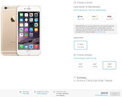 Apple iPhone 6 Contract free Price starts at $649 for 16GB version
