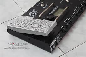 Fender Mustang Floor Pedal by Fender Mustang Floor Guitar Multi Effects Pedal บ ญต Guitarshop