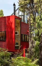 100 Crosson Clarke Carnachan Architects Rkitekcher Titirangi Red House