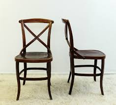 chaises thonet antique chairs by jacob josef kohn for thonet set of 2 for sale