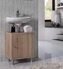 vcm bad unterschrank waschtisch waschbecken badschrank regal wento 55x45x32 badezimmer schrank vcm waschtischunterschrank wento farbe