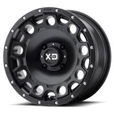 KMC 14x7 XS129 Holeshot Wheel And EFX 30