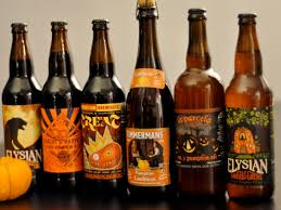 Harvest Moon Pumpkin Ale by 6 Unusual Spins On Pumpkin Beer Serious Eats