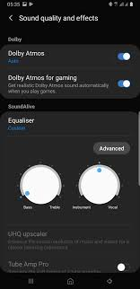 100 Atmos 35 S10 And Dolby On Headphones Samsung Community