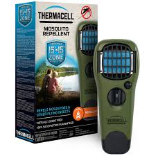 thermacell portable mosquito repeller woodland camo 12 hr