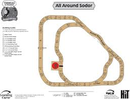 Thomas The Train Tidmouth Shed Instructions by Thomas The Tank Track Layouts Designs At Legacy Station