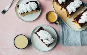 vanillekuchen mit schokofrosting ölfrei 35 minuten