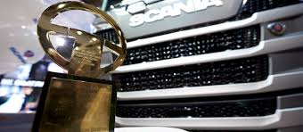 """Scania Named """"Truck Of The Year 2017"""" In Russia 