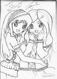 Download Coloring Pages Bff Best Friend To Print Eassume Images