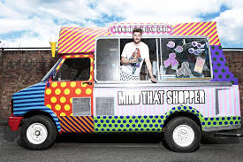 100 Truck Store Henry Holland Launches Ice Cream Pop Up Shops