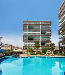 100 Crystal Point Apartments Alanya Towers Alanya For Sale In Alanya