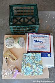 Best 25 Milk Crate Shelves Ideas On Pinterest