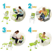 Official Fisher Price 4-in-1 High Chair