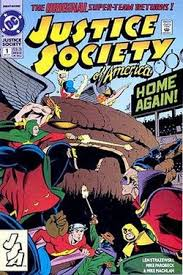 Justice Society Of America Vols 1 And 2 1991 1993edit