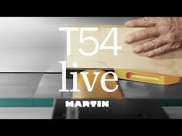 Markfield Woodworking Machinery Uk by Martin T54 Surface Planner Made In Germany Mw Machinery