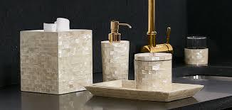yiyida luxus acryl 5 tlg badezimmer set bad accessoire set