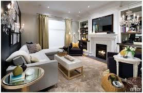 family room from candice oslon tells all