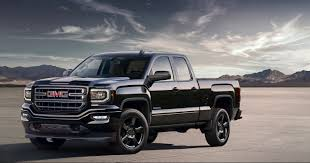 100 Gm Truck GMC Updates Sierra Elevation Edition For 2016