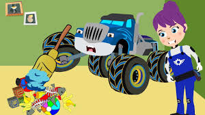 BLAZE CAR MONSTER MACHINES Crusher Clutter In His Bedroom! Blaze ... Amazoncom Vintage Monster Truck Photo Bigfoot Boys Room Wall New Bright 124 Scale Rc Jam Grave Digger Walmartcom Exciting Yellow Kids Bedroom Fniture Set With Decorative Interior Eye Catching High Decals For Your Dream Details About Full Colour Car Art Sticker Decal Two Boys Share A With Two Different Interests Train And Monster Truck Bed Bathroom Contemporary Single Vanity Maximum Destruction Giant Birthdayexpresscom Digger Letter Pating My Crafty Projects Pinterest Room Buy Lego City Great Vehicles 60055 Online At Low