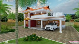2700 Sq.feet Beautiful Villa Design | House Design Plans Double Floor Homes Page 4 Kerala Home Design Story House Plan Plans Building Budget Uncategorized Sq Ft Low Modern Style Traditional 2700 Sqfeet Beautiful Villa Design Double Story Luxury Home Sq Ft Black 2446 Villa Exterior And March New Pictures Small Collection Including Clipgoo Curved Roof 1958sqfthousejpg