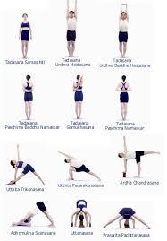 YOGA SUSAN RICHARDSON Poses Standing Yoga SEQUENCES Name