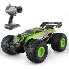 100 Monster Jam Trucks Toys GizmoVine RC Car 24G 118 Truck Car Remote Control