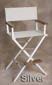 Professional Tall Folding Directors Chair by Tall Directors Chair Bar Height Directors Chair Everywherechair