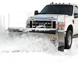 100 Intercon Truck SnowPlowsPushers Equipment MD PA