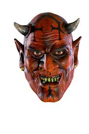 Purge Mask Halloween Spirit by Fancy Dress Scary Evil Orc Horror Gorilla Latex Witch Costume