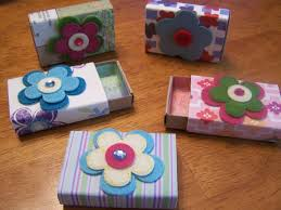 Awesome Style Of Quick Craft Ideas Made Paper Also Fanel Material In Colorful Colors Used