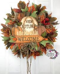 Burlap Mardi Gras Door Decorations by 1126 Best Fall Deco Mesh Wreaths Images On Pinterest Fall Deco