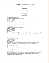 Sample Resumes With References Fungramco Resume Reference List Template