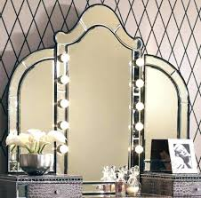 makeup lighted mirror wall mount lindaoliver me