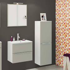 bad waschtisch schrank licht spiegel niovila 3 teilig