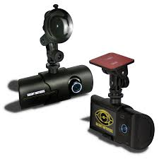 100 Dash Cameras For Trucks SW011 Camera Featuring Dual Cameras And GPS By Silent Witness