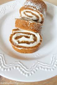 Libbys Pumpkin Roll Recipe by Easy Pumpkin Roll Dessert Yummy Healthy Easy