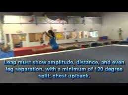 usag level 4 floor exercise tutorial new routines 2013 2021 youtube
