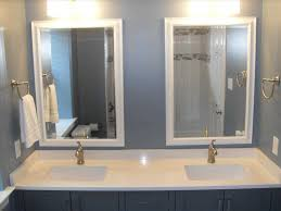 Wainscoting Bathroom Ideas Pictures by Bathroom Gray And Blue Bathroom Walmart White Hanksrepubliccom