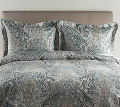 Cotton Crystal Palace King Duvet Cover andShams Set Page 1