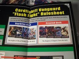 Cloudian Deck April 2015 by Cardfight Vanguard Decks Radnor Decoration