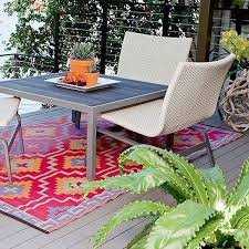 plastic outdoor rugs innovative design ideas for indoor recycled 6