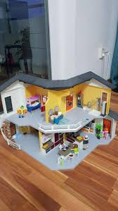 playmobil wohnzimmer 5584 home basketball court