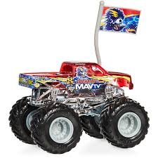 Hot Wheels Monster Jam 1:64 Scale Vehicle - Assorted* | BIG W Hot Wheels Monster Jam 124 Diecast Alien Invasion At Hobby Dragon Blast Challenge Play Set Amazoncom Scale Mega Rex Vehicle Image Ccp73 Hot Wheels Monster Jam Smashup Station Track Set Team Firestorm Trucks Wiki Fandom Powered Mutants Thekidzone Jual Crusader Di Lapak Bancilik 164 Assorted Big W Brick Wall Breakdown Track Shop The Warehouse Mainan Anak Hot Wheels Monster Jam 21572 Random 25th Anniversary Collection Toysrus
